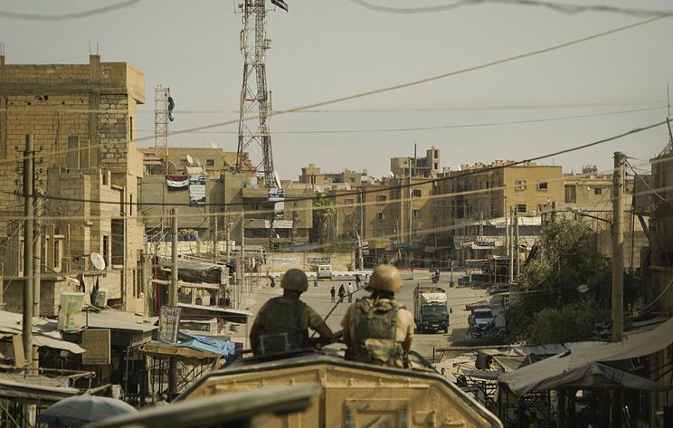 ВМинобороныРФ поведали оготовящихся провокациях США вСирии