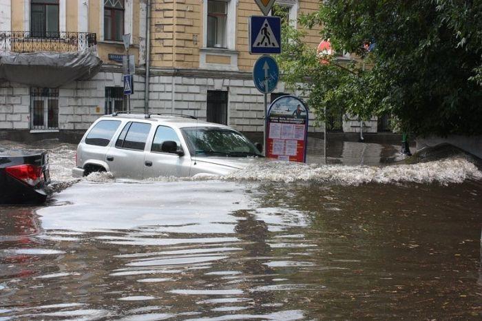 Синоптик: столицу России накроет сильнейший запоследние 50 лет ливень