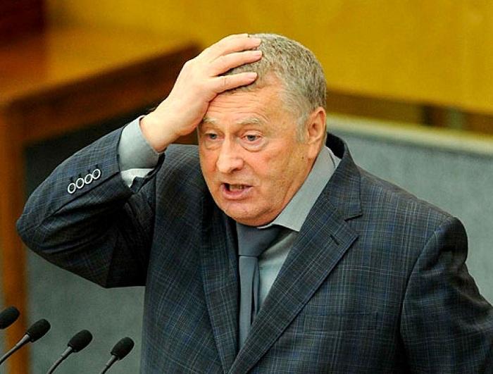 Жириновский стал официальным конкурентом В.Путина