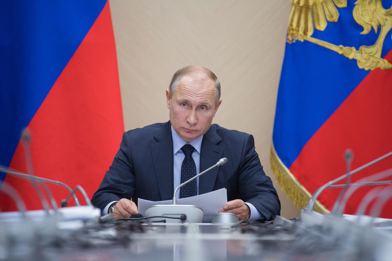 Путин внес в Государственную думу законодательный проект обизменениях контроля в сопротивлении коррупции