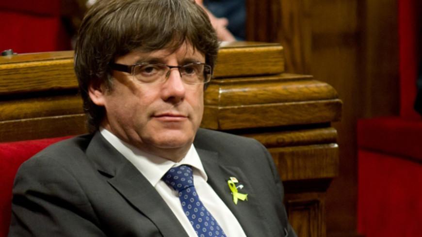Пучдемон признался, почему бежал изКаталонии