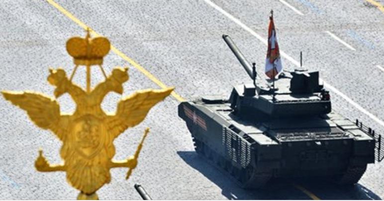 Рогозин назвал идиотом «злого одессита», написавшего оржавчине на«Армате»