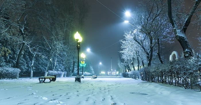 В столице синоптики предрекают снегопад вконце мая