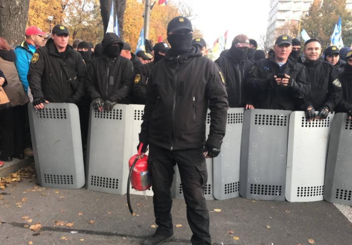 УПорошенко обвинили Саакашвили вжелании захватить власть