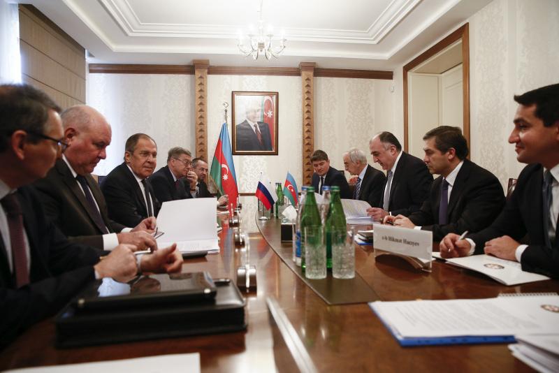 Мария Захарова напомнила оботношениях РФ иАзербайджана