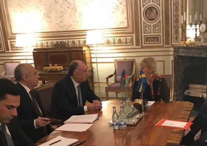 Руководитель МИД Азербайджана: Баку заинтересован вуглублении сотрудничества состранами Африки