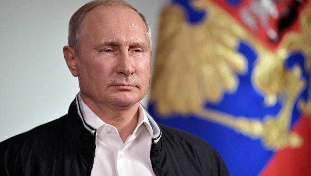 Путин утвердил план противодействия коррупции до 2020