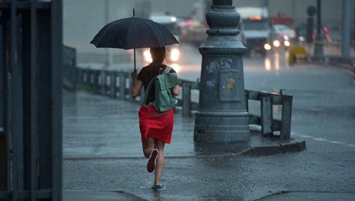 Жителей столицы предупредили о стремительном ухудшении погоды