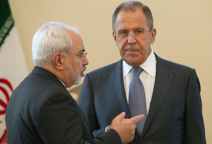 Лавров обсудил сглавой МИД Ирана ситуацию вокруг Катара