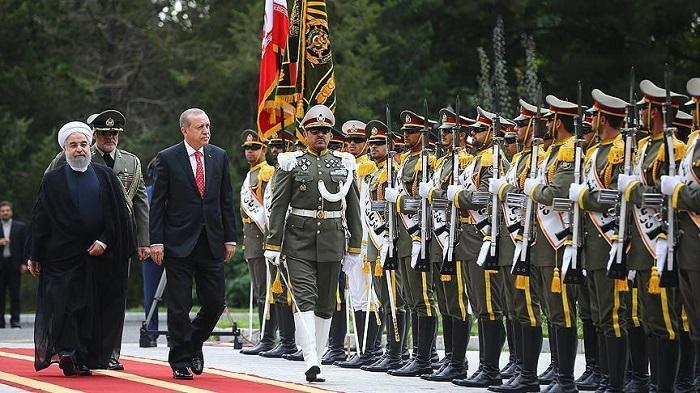 Глава Генштаба Турции отправился вИран