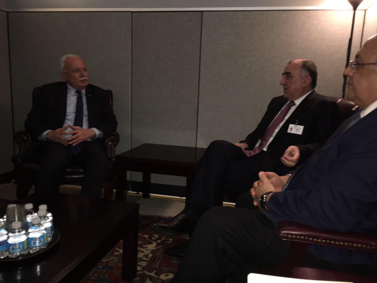 ВНью-йорке состялась встреча руководителя МИД Армении ссопредседателямиМГ ОБСЕ