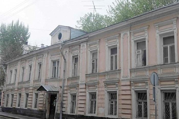 Доходный дом XIX века врайоне Хамовники выставлен наторги