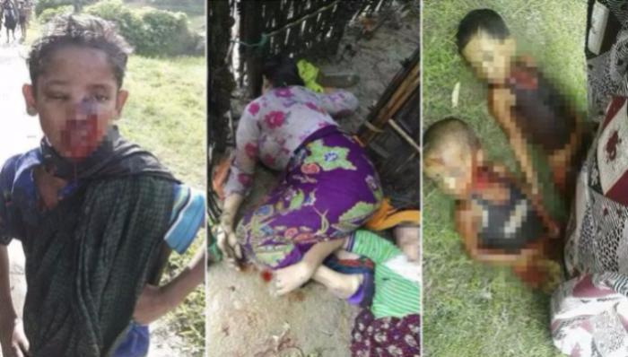 Малала выступила сзаявлением из-за убийств мусульман вМьянме