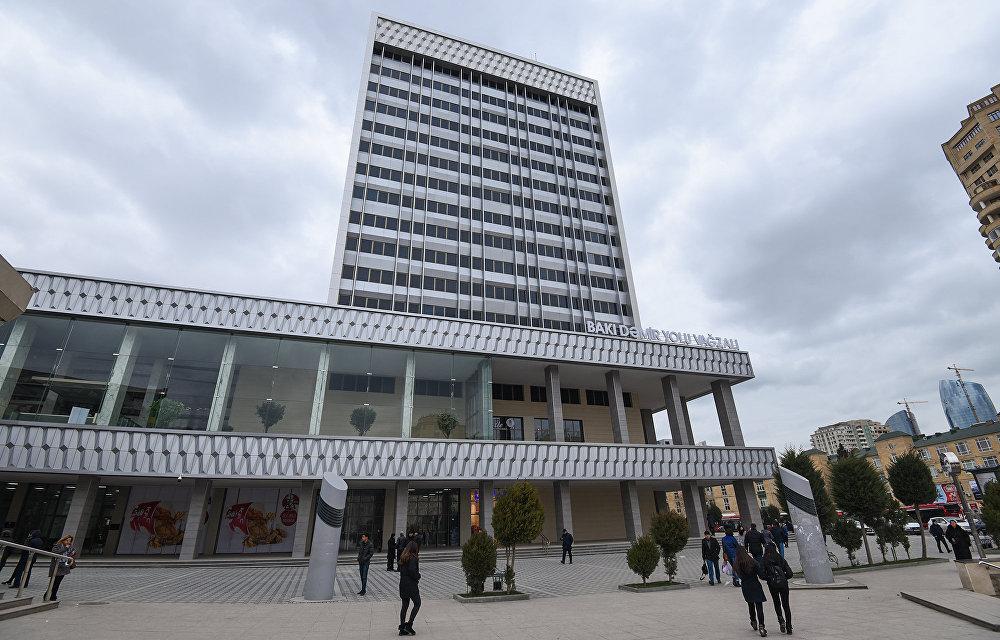 Стала известна причина приостановки электроснабжения вокзала вАзербайджанской столице