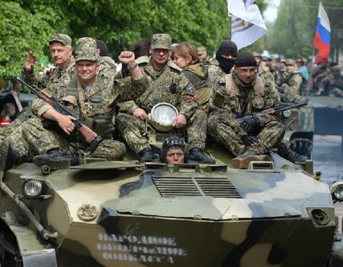 ДНР иЛНР готовы наступать наРостов— Украинский министр