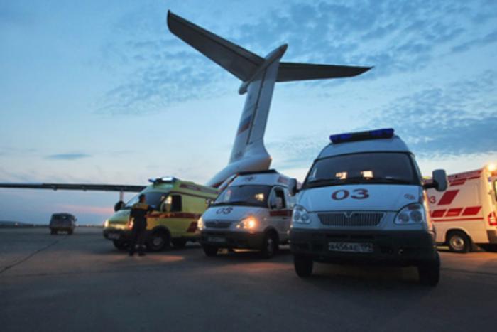 Младенец скончался наборту самолета изАнадыря в российскую столицу