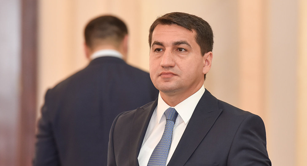 Объявление  сопредседателей Минской группы после встречи Налбандян-Мамедьяров
