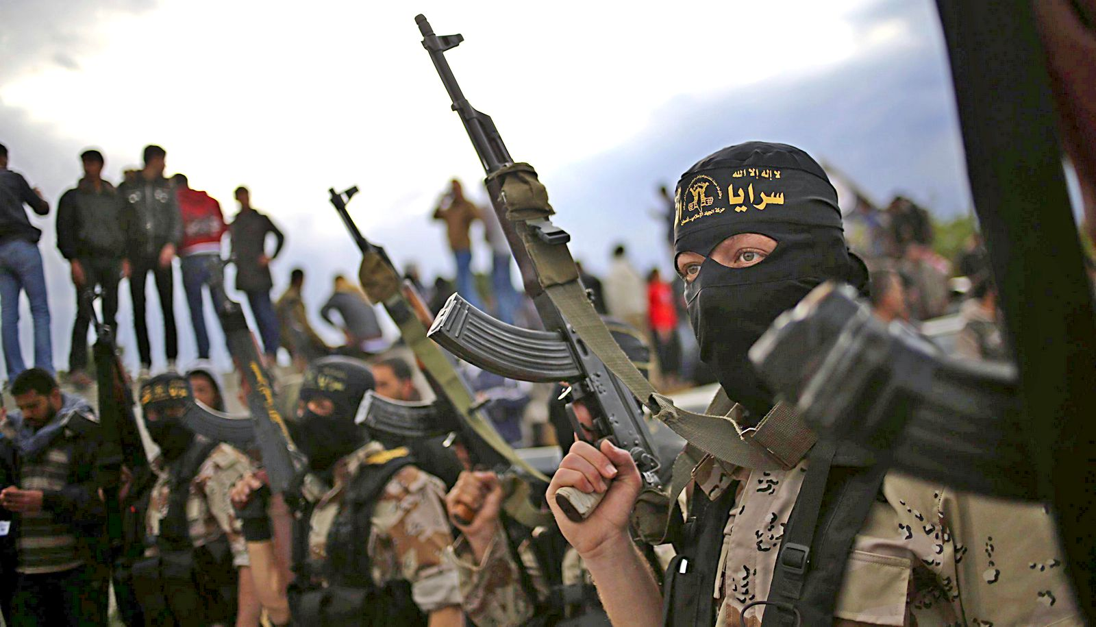ВСирии уничтожен основатель «новостного агентства» ИГИЛ