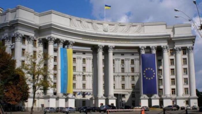 Руководитель МИД Украины предлагает обсудить введение латинского алфавита