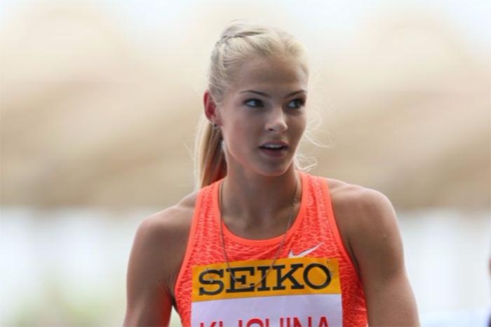 Дарья Клишина завоевала серебро наЧМ встолице Англии полегкой атлетике