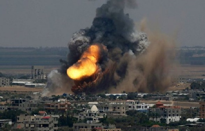 Всекторе Газа в итоге ударов Израиля погибли два человека