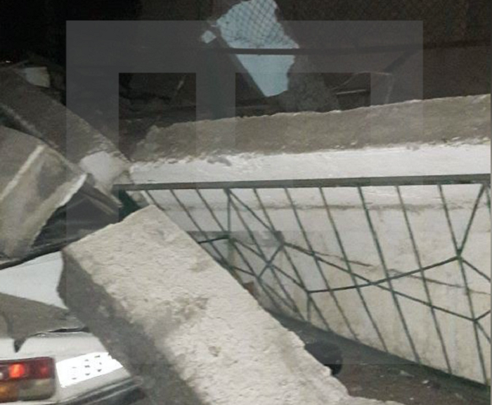 Один изнапавших напост ДПС вИнгушетии боевиков подорвал себя