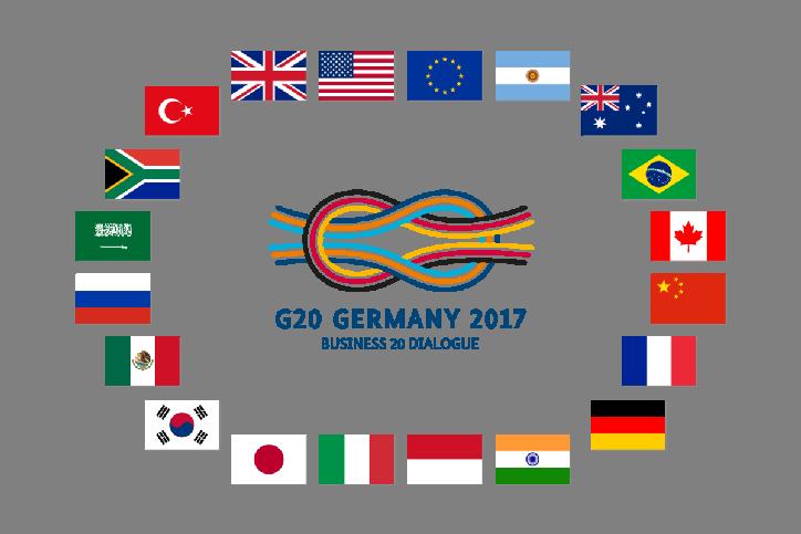 Саммит G20: Гамбург сковали протестующие