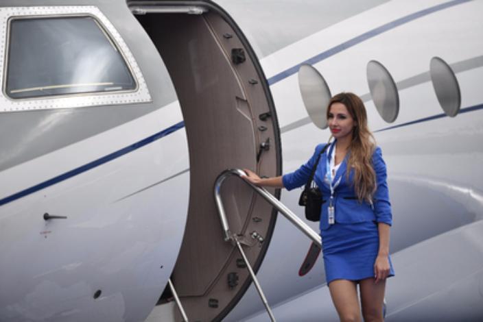 Ваэропорту Внуково стюардесса выпала изсамолета