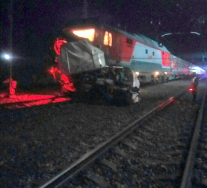 Пассажиры автобуса сообщили оботсутствии предупреждения обидущем поезде