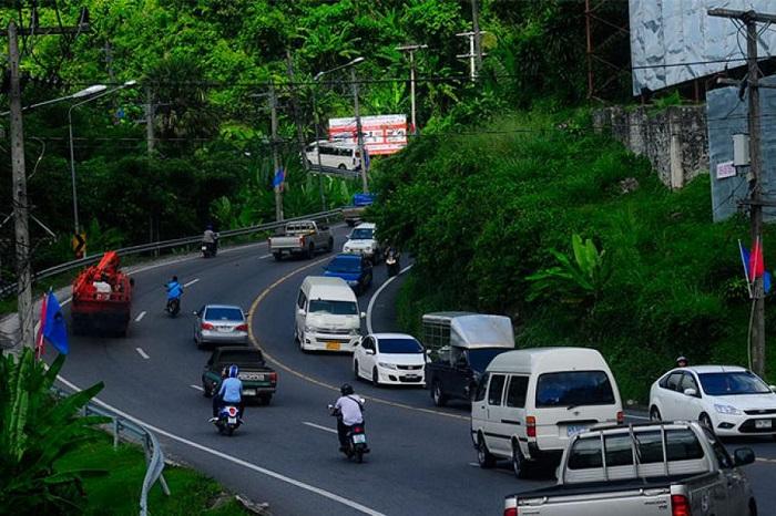 ВТаиланде в трагедии смотоциклом умер русский турист