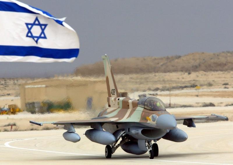 Вответ наслучайный обстрел Израиль атаковал позиции сирийских военных