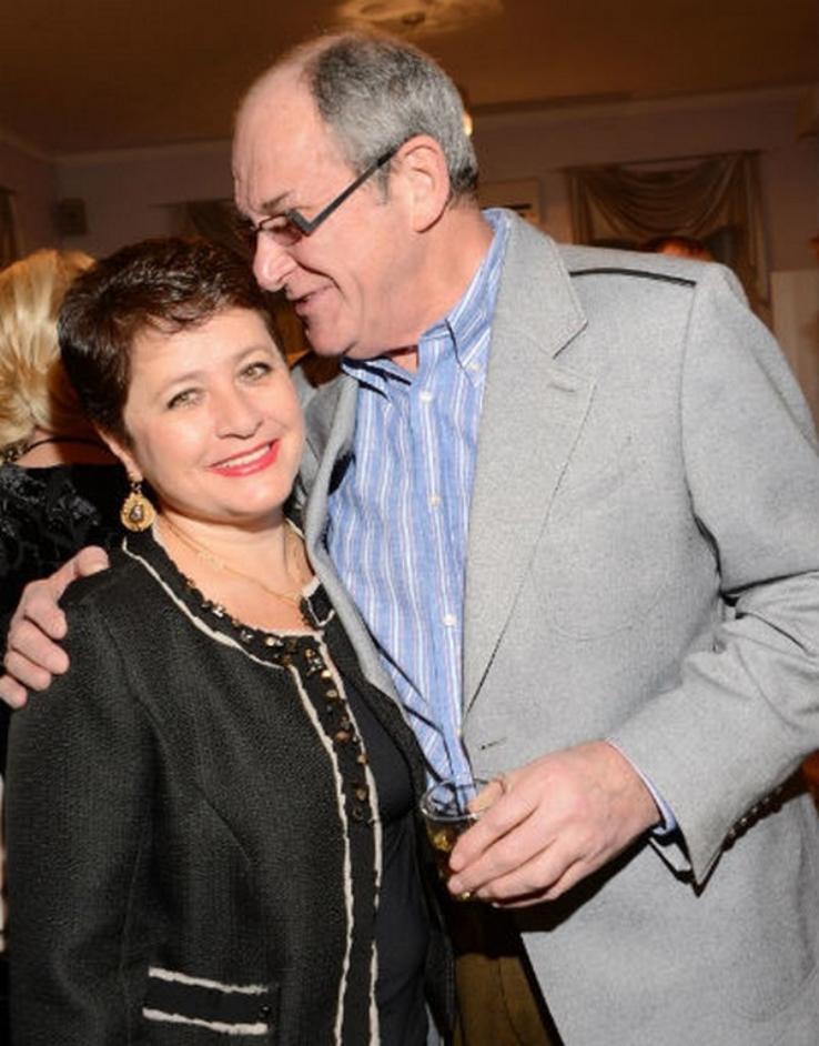 У 78-летнего Виторгана и 56-летней Млодик родился ребенок