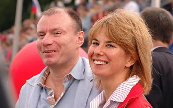 Экс-супруга Потанина собралась отсудить унего 850 млрд