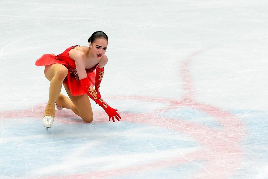 Результат Загитовой на чемпионате Европы назвали крахом