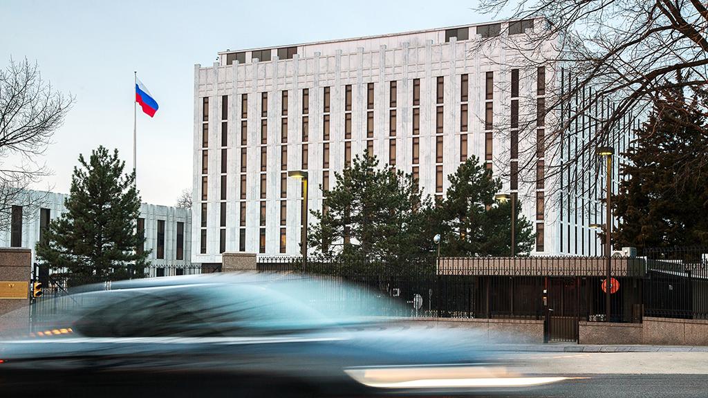 Мэй приветствовала решение США иряда странЕС овысылке дипломатовРФ