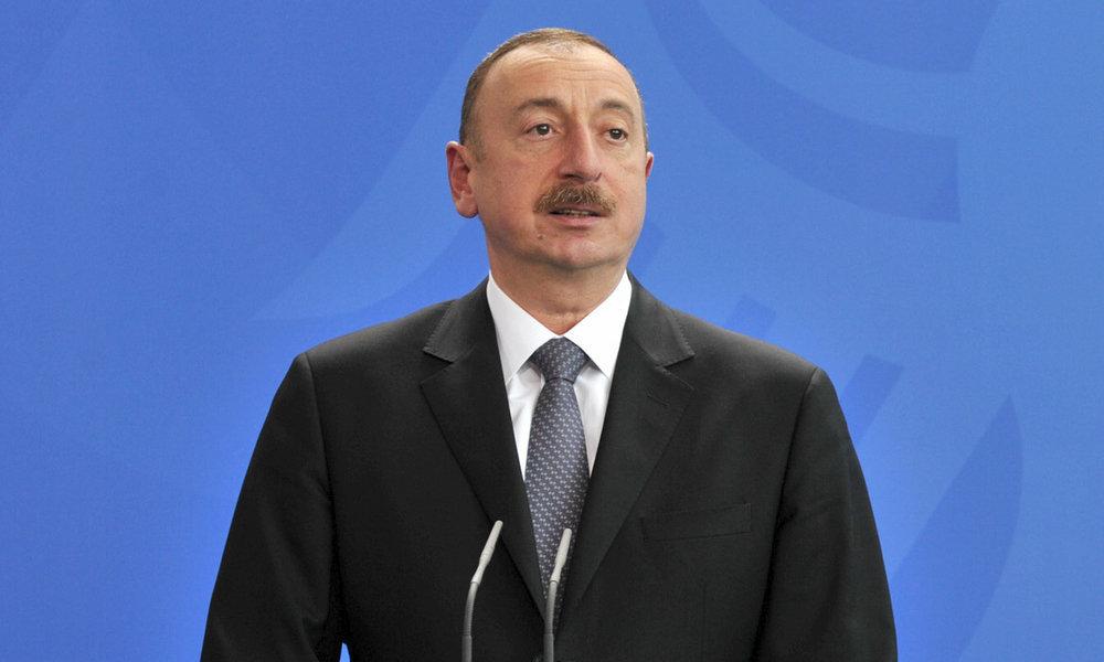 Президент Ильхам Алиев принял губернатора Астраханской области Российской Федерации