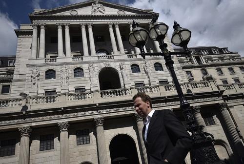 Работники Банка Британии начали забастовку впервый раз запоследние 50 лет