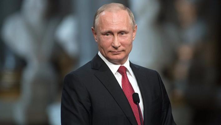 Российская Федерация заинтересована в обновлении сотрудничества с государством Украина — Путин