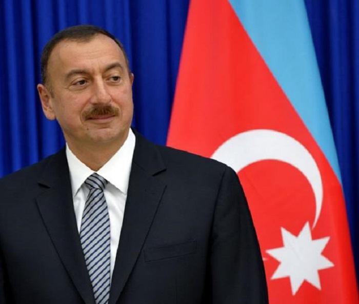 Президент Алиев: армянское лобби водит общественность взаблуждение