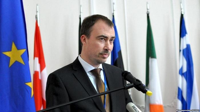 Новый спецпредставительЕС поЮжному Кавказу прибыл вАзербайджан