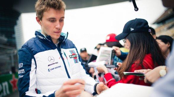 «Уильямс» попросила FIA пересмотреть штраф Сироткина