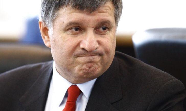 СКРФ возбудил дело против руководителя МВД Украины