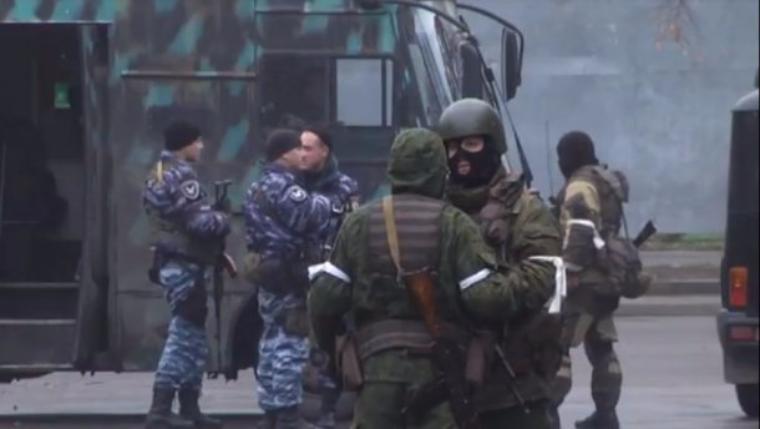 УПорошенко случился приступ из-за «российских танков» вЛуганске