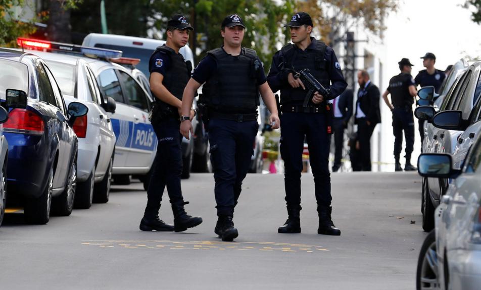 Четверо граждан России задержаны вСтамбуле поподозрению впровозе запрещенных веществ