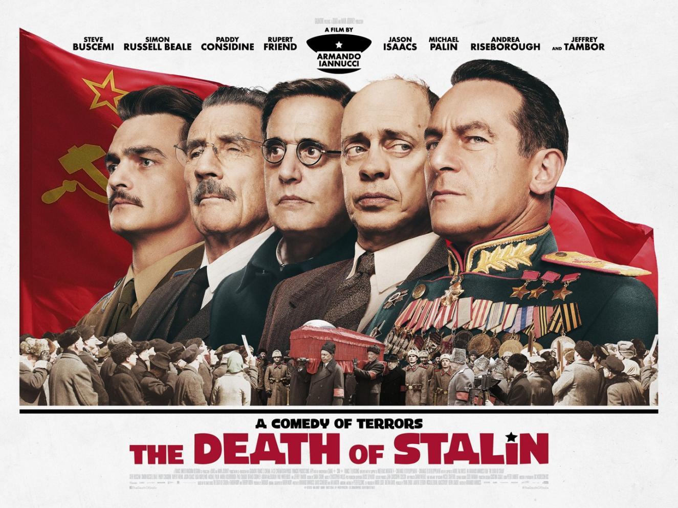 «100% провокация». Зюганов раскритиковал фильм «Смерть Сталина»