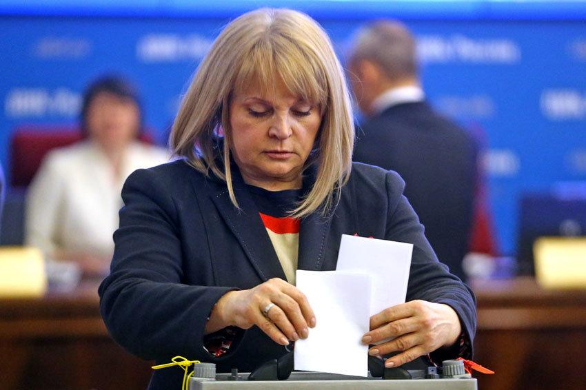 Памфилова сообщила оботсутствии серьёзных нарушений навыборах