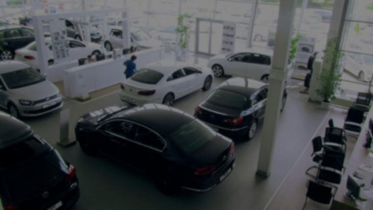 Воры заодну ночь угнали 13 машин изсалона в столице России