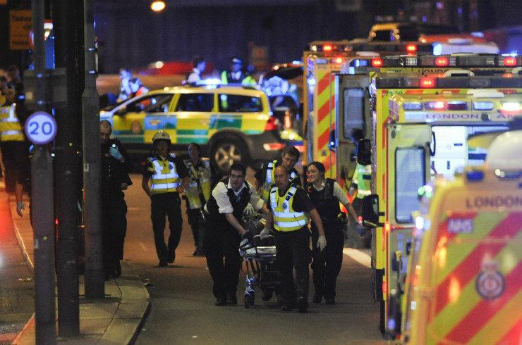 Трамп после теракта встолице Англии призвал покончить сполиткорректностью