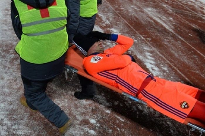 Прогноз температуры надень матча «СКА-Хабаровск»— «Локомотив» непревышает нормы— РФПЛ