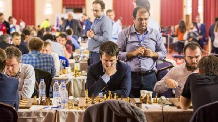 Азербайджан громит Россию и выходит в лидеры чемпионата Европы